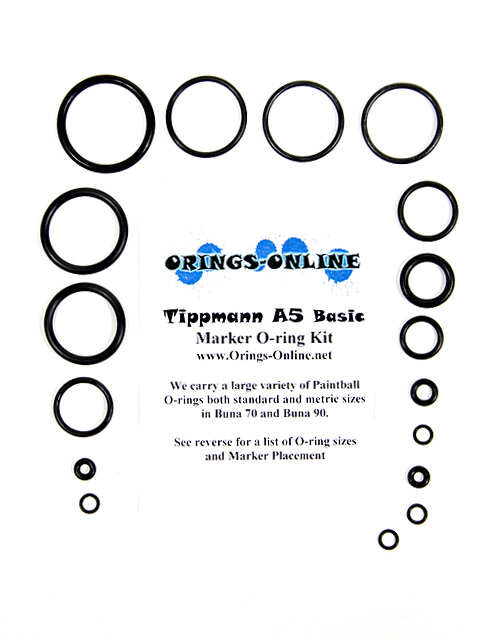Tippmann A5 / A-5 O-ring Kit