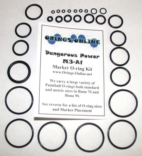 Single & Bulk O-rings : Orings-Online, Your only source for O-rings!